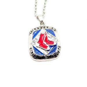 USA Boston Red Sox 2007 Pendant Necklace